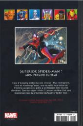 Verso de Marvel Comics - La collection (Hachette) -12992- Superior Spider-Man - Mon Premier Ennemi