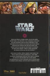 Verso de Star Wars - Légendes - La Collection (Hachette) -8550- Rébellion - IV. Mon Frère, Mon Ennemi