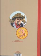Verso de Ed Logan (Les aventures de) -2- La piste sans fin