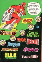Verso de Thor (1e Série - Arédit Flash) -9- Les enchanteurs