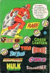 Verso de Thor (1e Série - Arédit Flash) -8- L'homme qui grandissait