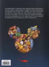 Verso de Freaky Mouse