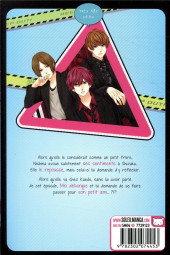 Verso de Be-twin you & me -7- Tome 7
