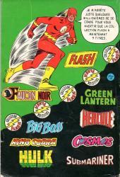 Verso de Thor (1e Série - Arédit Flash) -4- Le verdict de Zeus !