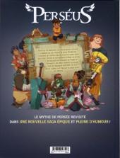 Verso de Perséus -1- La vengeance de Médusa