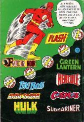 Verso de Thor (1e Série - Arédit Flash) -2- Que tremble l'Univers !