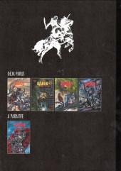 Verso de Kabur (Hexagon Comics) -5- Le duel des dieux - La vengeance de Shivar