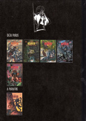 Verso de Kabur (Hexagon Comics) -6- Le faucheur - La voix des Sortakhi