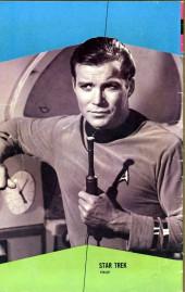 Verso de Star Trek (1967) (Gold Key) -1- K-G, Planet of Death!