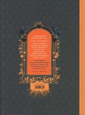 Verso de Lucien et les mystérieux phénomènes -1- L'Empreinte de H. Price