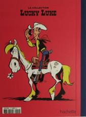Verso de Lucky Luke - La collection (Hachette 2018) -220- Billy the kid