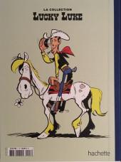 Verso de Lucky Luke - La collection (Hachette 2018) -338- Ma dalton