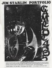 Verso de Savage Sword of Conan The Barbarian (The) (1974) -33- Curse of the Monolith