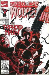 Verso de Marvel Comics Presents Vol.1 (Marvel Comics - 1988) -110- Return of the Braineaters part 4 of 6 :