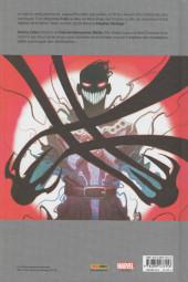 Verso de Doctor Strange Legacy -1- Le dieu de la magie