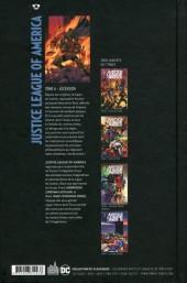 Verso de Justice League of America (DC Classiques) -6- Ascension