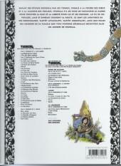 Verso de Thorgal (Les mondes de) - La Jeunesse de Thorgal -2a2016- L'œil d'Odin