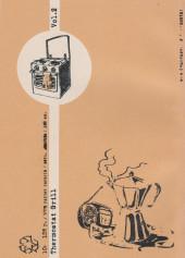 Verso de Thermostat - Tome 2