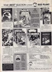 Verso de Savage Sword of Conan The Barbarian (The) (1974) -56- The Sword of Skelos