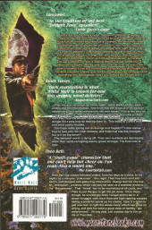 Verso de Vampire The Masquerade -INT- Nightmares in our Midst: Vampires and Werewolves