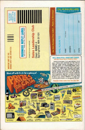 Verso de Star Trek (1980) (Marvel comics) -4- The Starship Enterprises Weirdest Voyage!