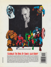 Verso de (AUT) Kirby, Jack (en anglais) -INT01- The Collected Jack Kirby Collector Volume 1