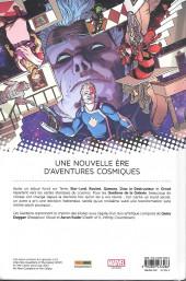 Verso de All-New Les Gardiens de la Galaxie (2017) (Marvel Now!) -1- Ni vu ni connu