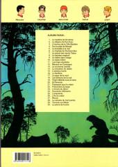 Verso de La patrouille des Castors -22b1993- Prisonniers du large