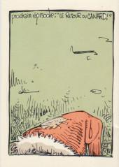 Verso de Les aventures de Corback ! le p'tit corbeau -6- Bastard
