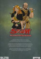 Verso de Storm (Die Chroniken von Rothaar) -1- Die legende von krill