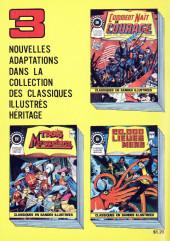 Verso de Classiques illustrés (Éditions Héritage) -15- Un cheval se raconte