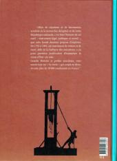 Verso de La guillotine