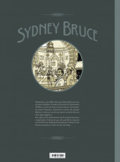 Verso de Sydney Bruce -3- Le Signe de Sokari