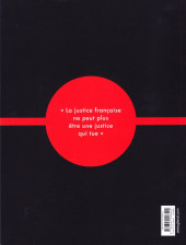 Verso de L'abolition - L'Abolition - Le Combat de Robert Badinter