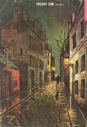 Verso de Twilight Zone (The) (Gold Key - 1962) -4- (sans titre)