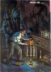 Verso de Twilight Zone (The) (Gold Key - 1962) -5- (sans titre)