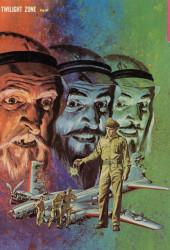 Verso de Twilight Zone (The) (Gold Key - 1962) -6- (sans titre)