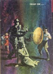 Verso de Twilight Zone (The) (Gold Key - 1962) -7- (sans titre)