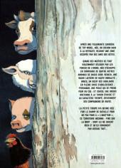 Verso de L'arche de Néo -1- A mort, les vaches !