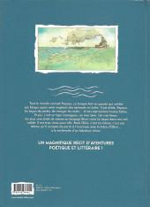 Verso de Popeye - Un homme à la mer