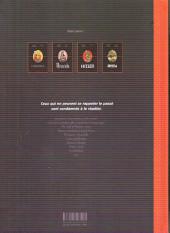 Verso de La véritable Histoire vraie / Les méchants de l'Histoire -4- Attila