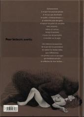 Verso de (AUT) Cruchaudet -2- L'herbier sauvage - second livre