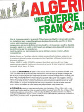 Verso de Algérie une guerre française -1Extrait- Derniers beaux jours