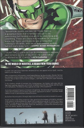 Verso de Injustice: Gods Among Us: Year Two (2014) -INT01- In the world of injustice, a deadly new year dawns!
