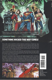 Verso de Injustice: Gods Among Us : Year Three (2014) -INT02- Something wicked this way comes!