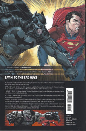 Verso de Injustice: Gods Among Us : Year Five (2016) -INT02- Say hi to the bad guys