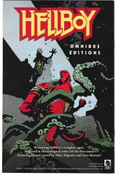 Verso de Hellboy and the B.P.R.D. -HCF 2018- 1953 - The Phantom Hand and The Kelpie - Halloween ComicFest 2018