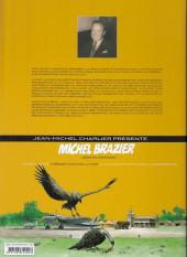Verso de Michel Brazier -2- Rendez-vous avec la mort