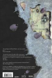 Verso de Kabuki (2e série) -3- Cercle de Sang