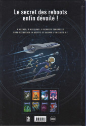 Verso de Infinity 8 -8- Jusqu'au dernier